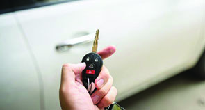 Car Key Cutting