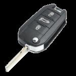 Key Peugeot